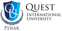 Quest International University Perak Logo